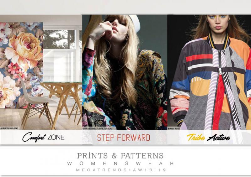 FW 2018-19 Prints & Patterns Directions Womenswear ...