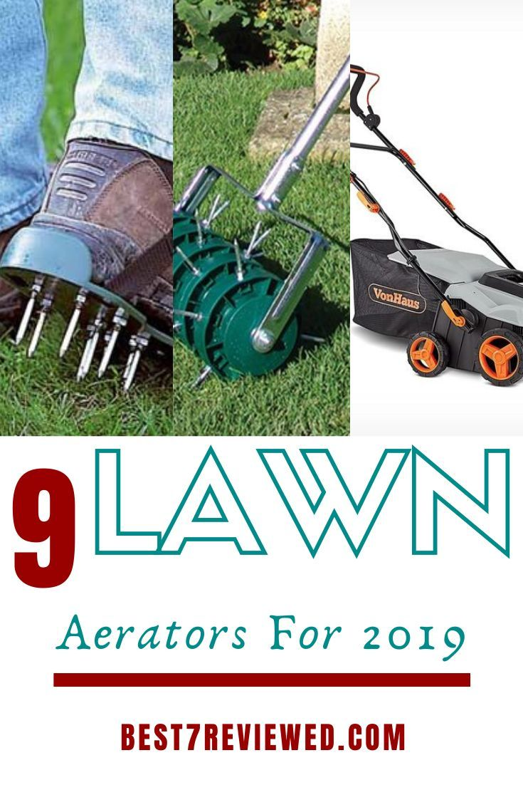 7 Best Lawn Aerators (2019 Review & Buying Guide) https