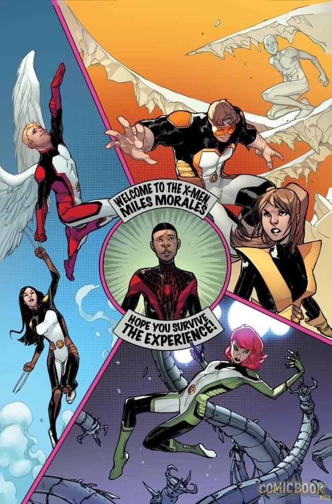 Exclusive Marvel Comics X Men Solicitations For September 2014 Marvel Comics Covers Comics Marvel Comics