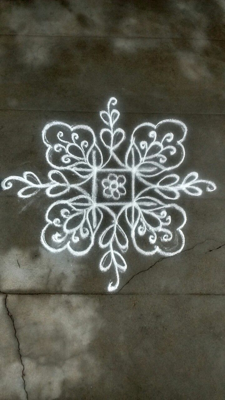 Rangoli Ideas Easy Rangoli Beautiful Rangoli Designs