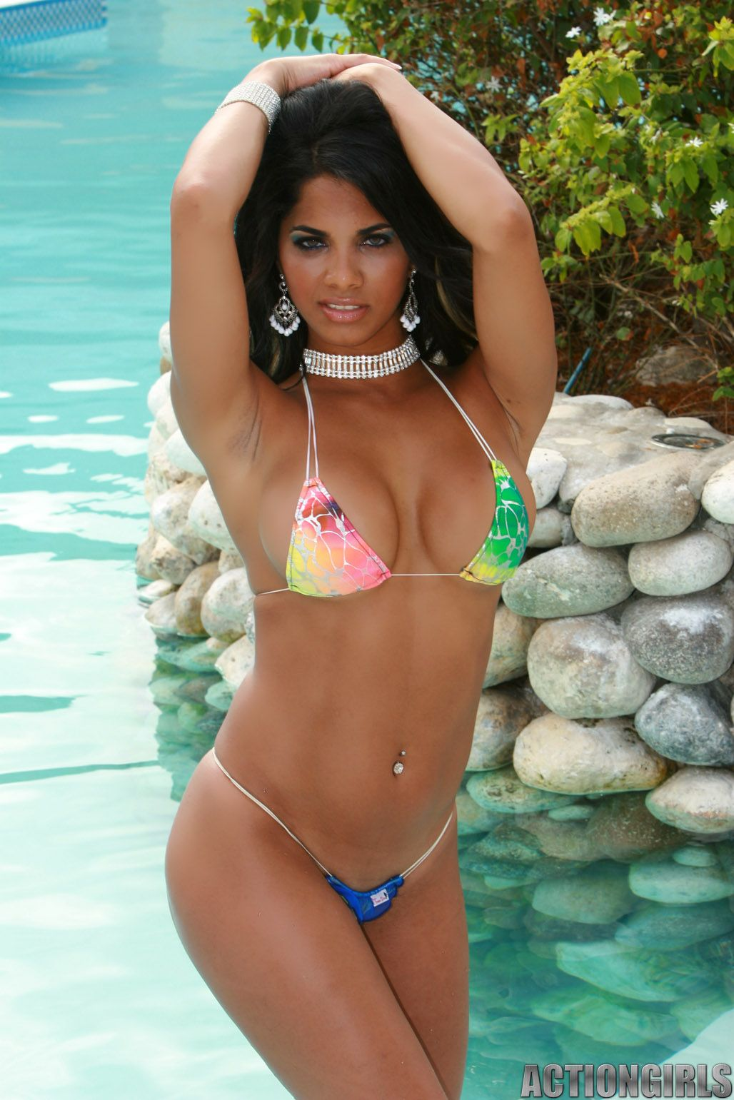 Share your Juliet cabrera bikini