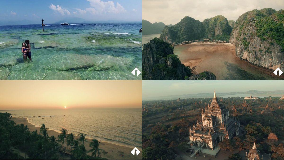 Photo of 世界12カ国を回ってドローンで撮影した美麗な4Kムービー「AIRTime」