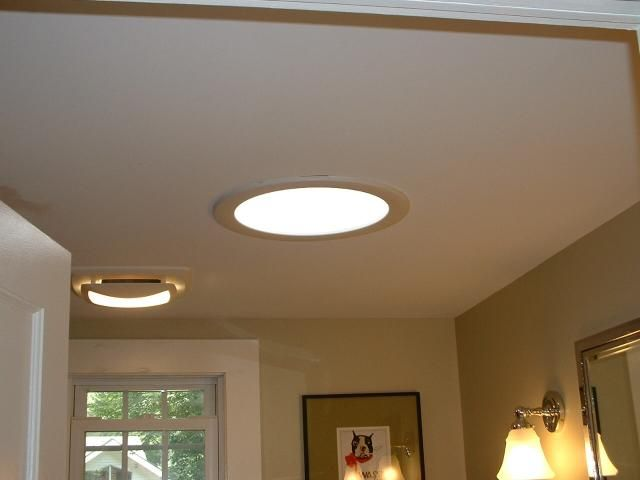 This sun tube pours in a tremendous amount of natural light. Sun ...