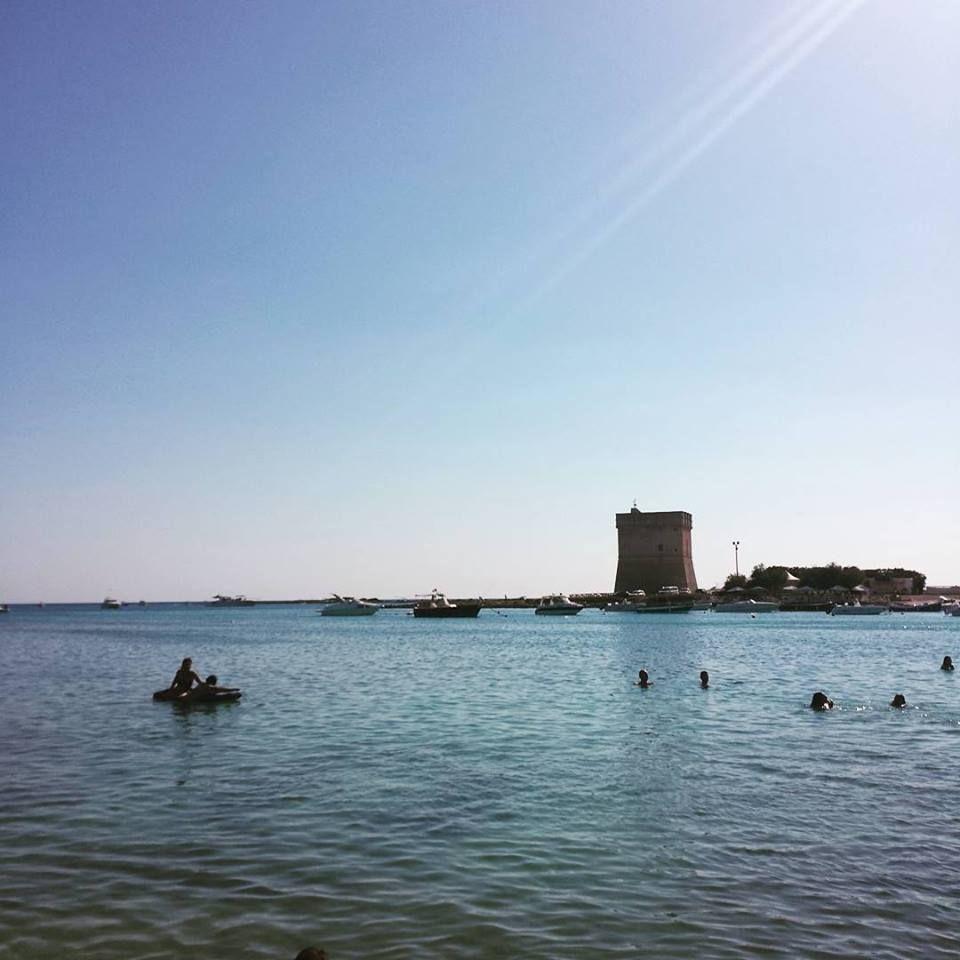 Porto Cesareo. Ionio. Stupendo.