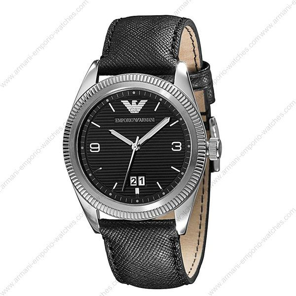 Emporio Armani Ar5893 Men Watches Leather Watch Bands Armani Watches Fashion Watches