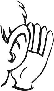Listening Ear Images Clipart Panda Free Clipart Images Free