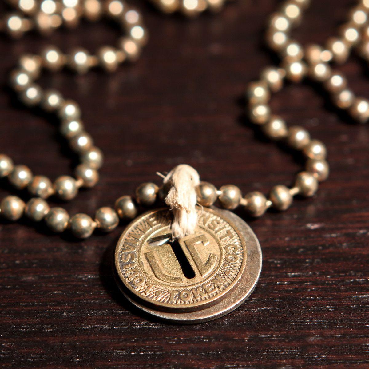 Louisville Token Key Chain