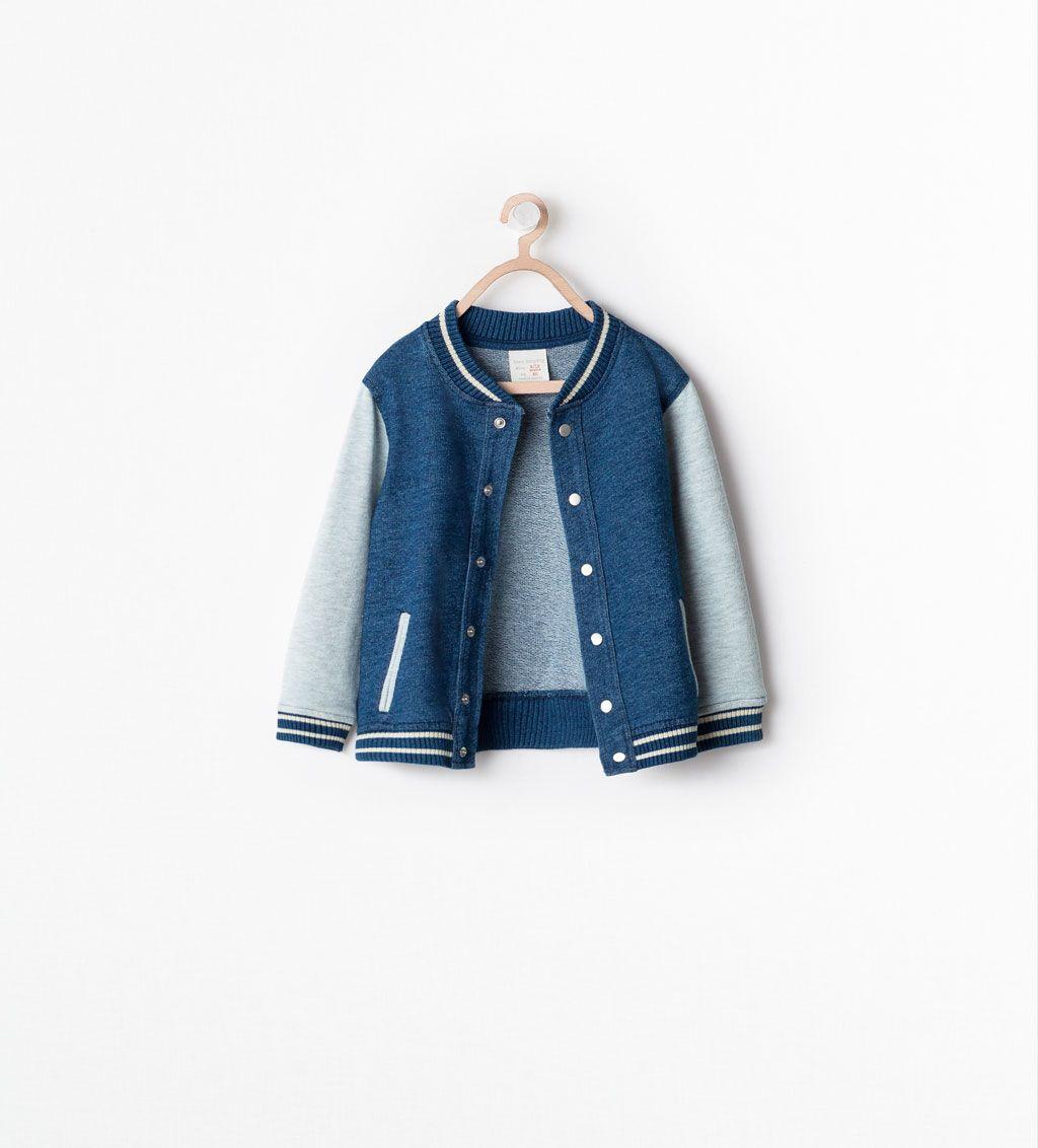 ZARA - SALE - BOMBER JACKET   Bomber jacket, Baby fashion ...
