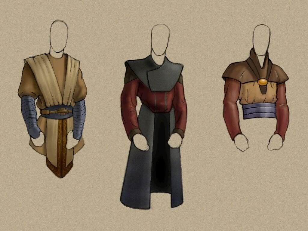 Jedi Gear-Light, Dark, Gray? It don\'t matter. [Archive] - The ...