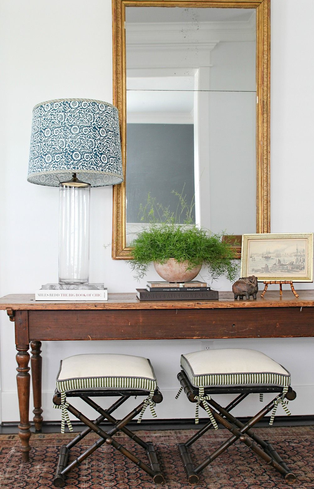 front entry table. Entryway Styling, Console Front Entry Table T