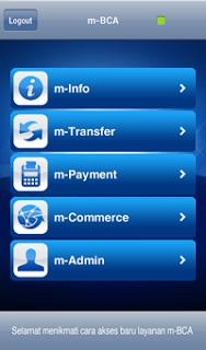 Cara Beli Pulsa Lewat M Banking Bca Aplikasi Bca Mobile Cara