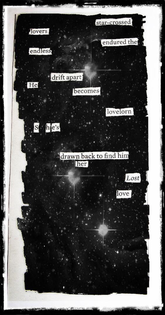Explore Heartbreak Poems, Blackout Poem And More!