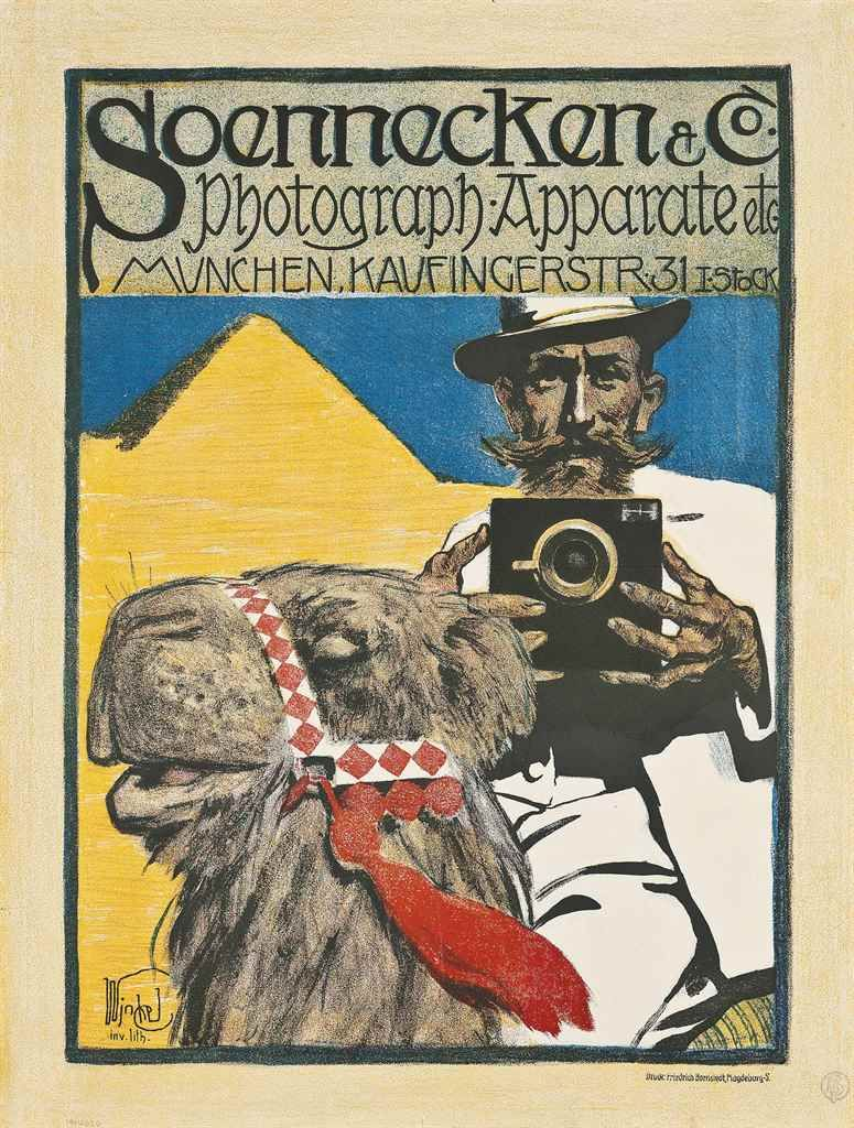 Soennecken & Co - Photograph Apparate - 1897 - (Richard Winckel) -