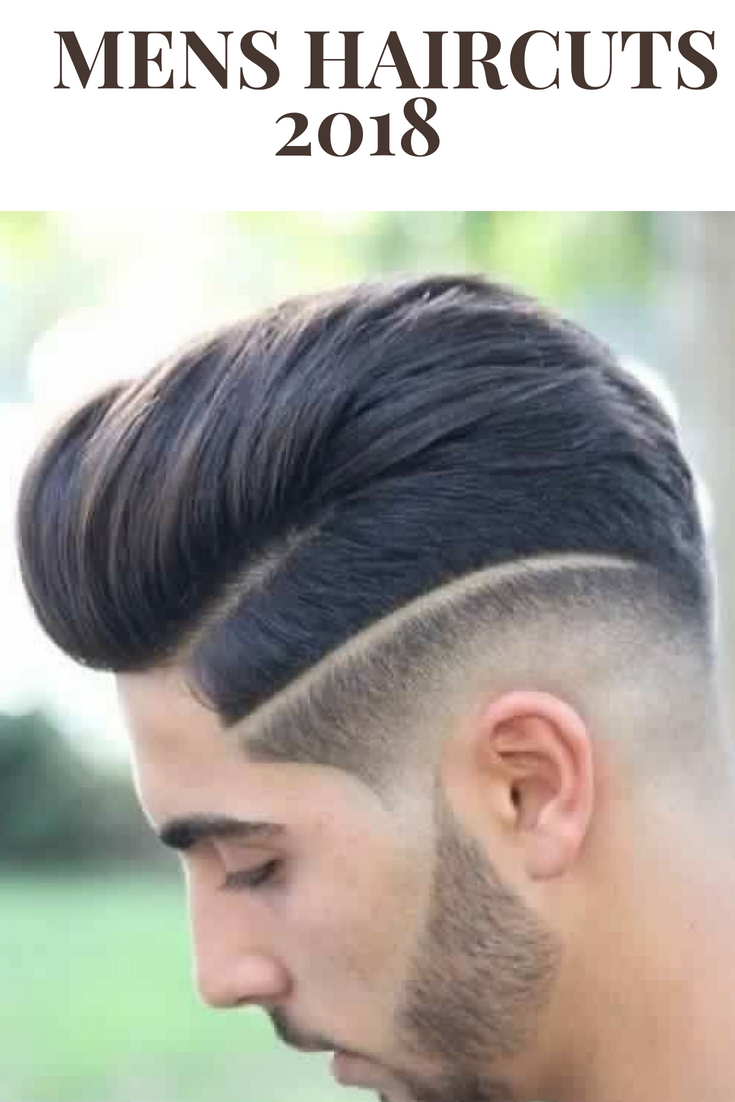 Mens haircut part top  awesome mens haircuts  side part  fade check out our