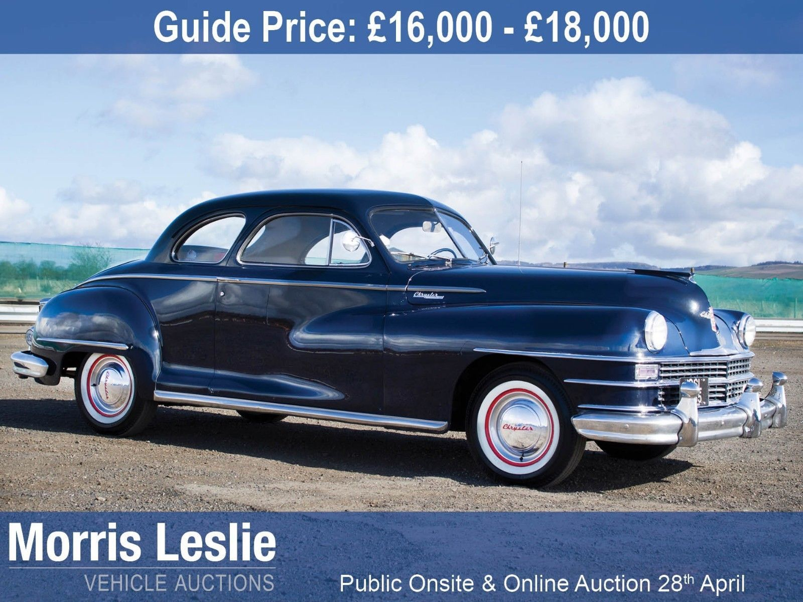 eBay: 1947 Chrysler Windsor C38 #classiccars #cars | UK Classic Cars ...