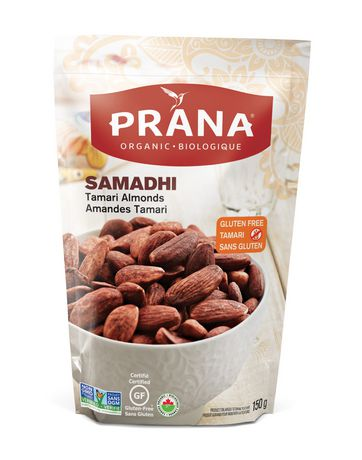 Prana Organic Samadhi Tamari Almonds in 2019 | Products