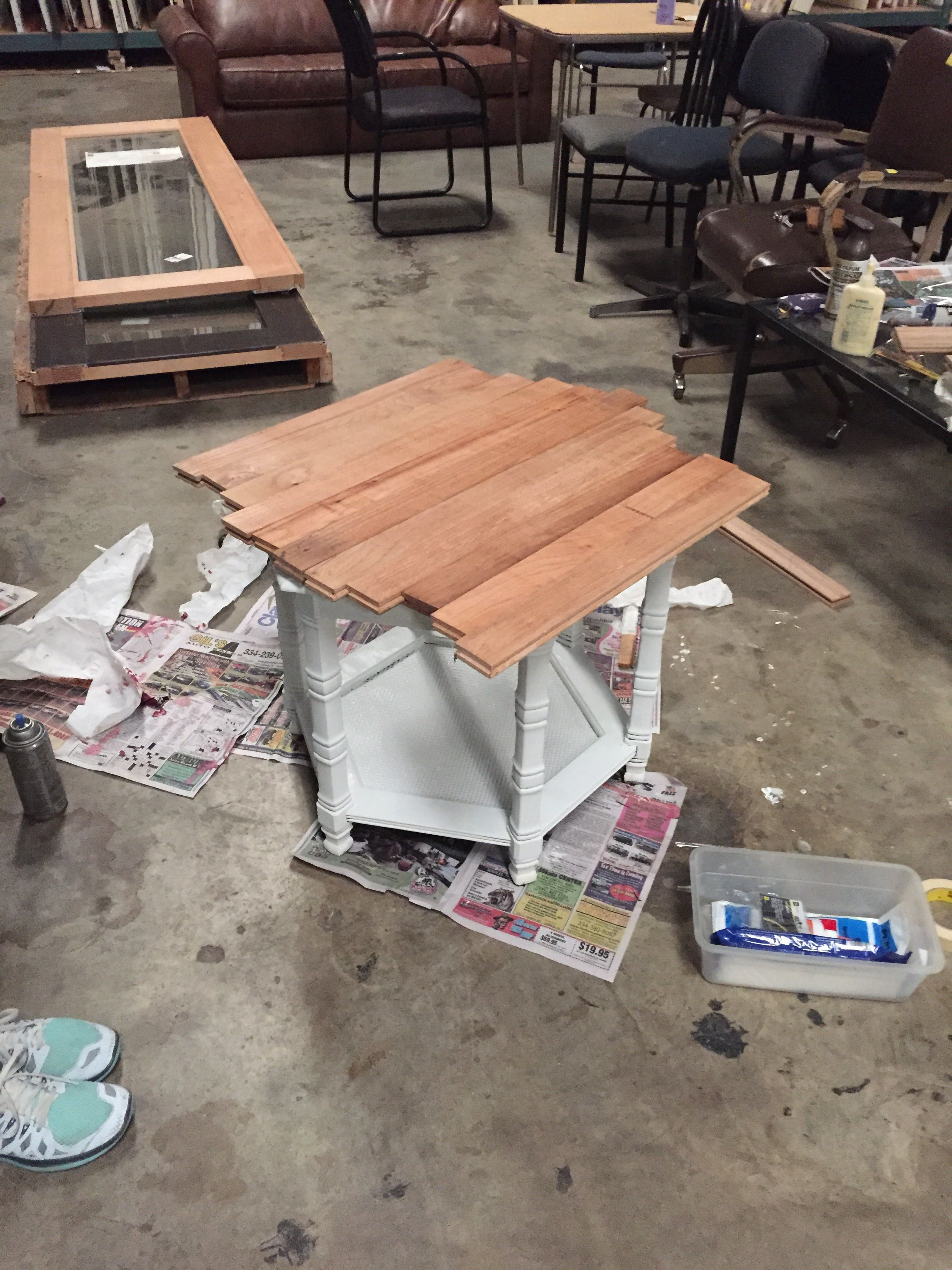DIY Table!!
