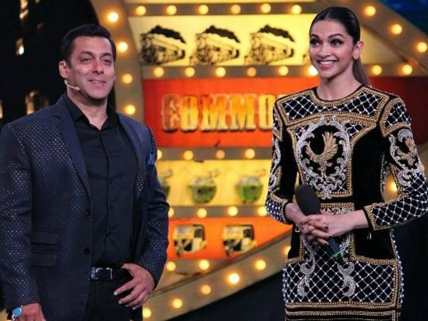 Deepika Padukone Was A Part Of This Salman Khan S Film With A Cameo Appearance In It Read The Full Story To Know More Deepika Padukone Salman Khan Bollywood