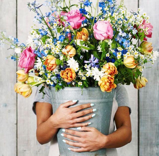 Flowers Bouquet De Fleurs Bouquet Flower Fleurs Fleurs
