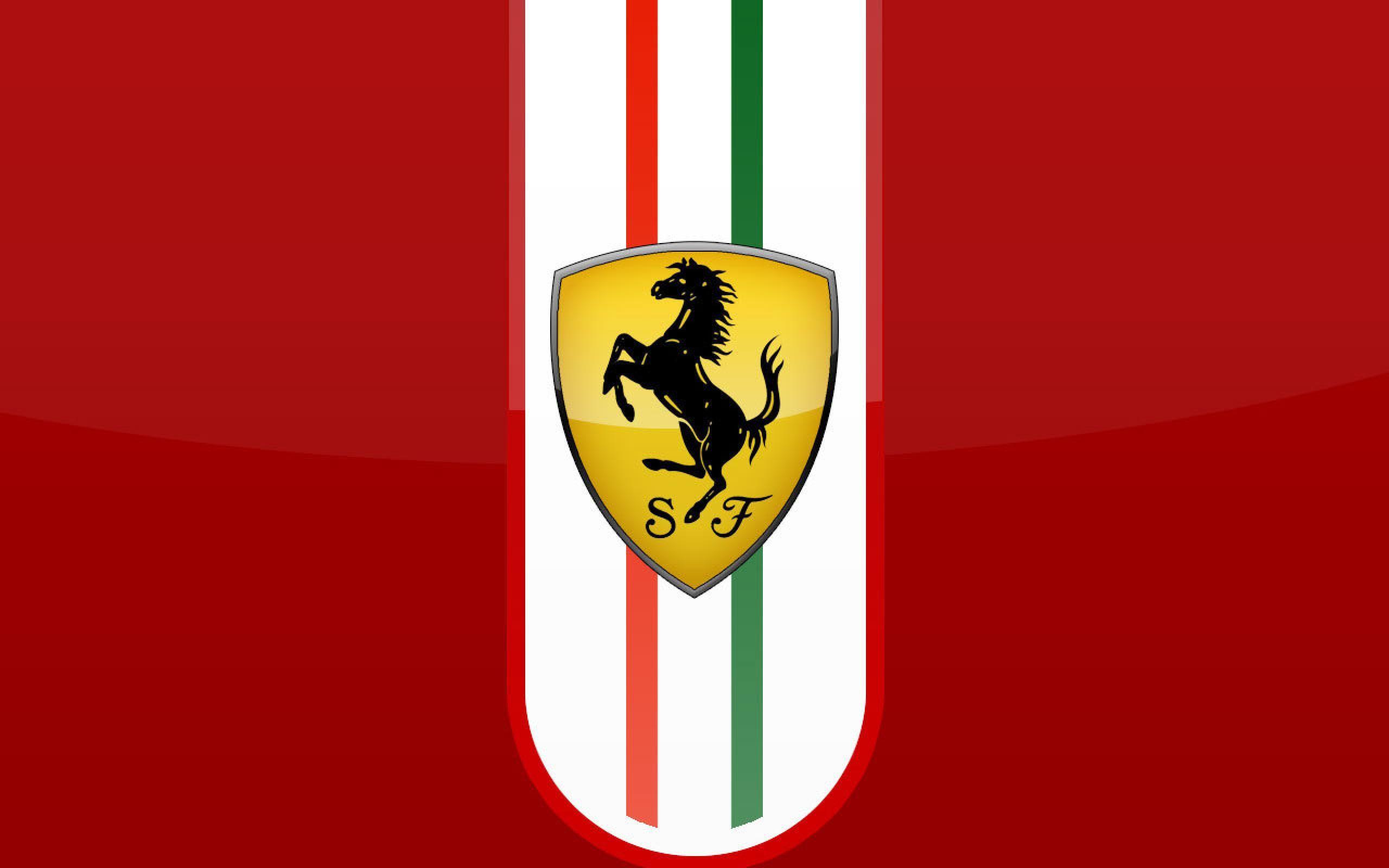 Image For Logo De Ferrari Fond Ecran Ferrari Et Voiture