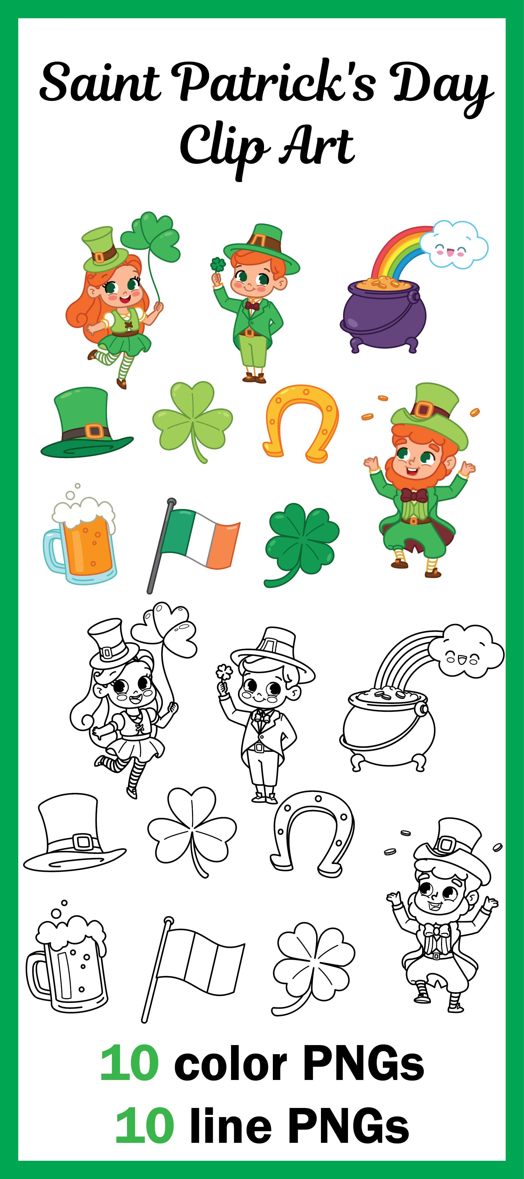 St Patrick S Day Clip Art With Images