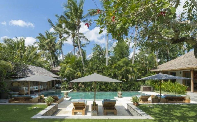 Villa Vanna Sedi | 4 bedroom | Canggu, Bali #swimmingpool #exterior ...