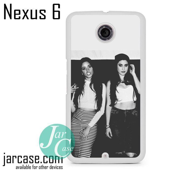 Lauren Jauregui And Camila Cabello Fifth Harmony 3 Phone case for Nexus 4/5/6