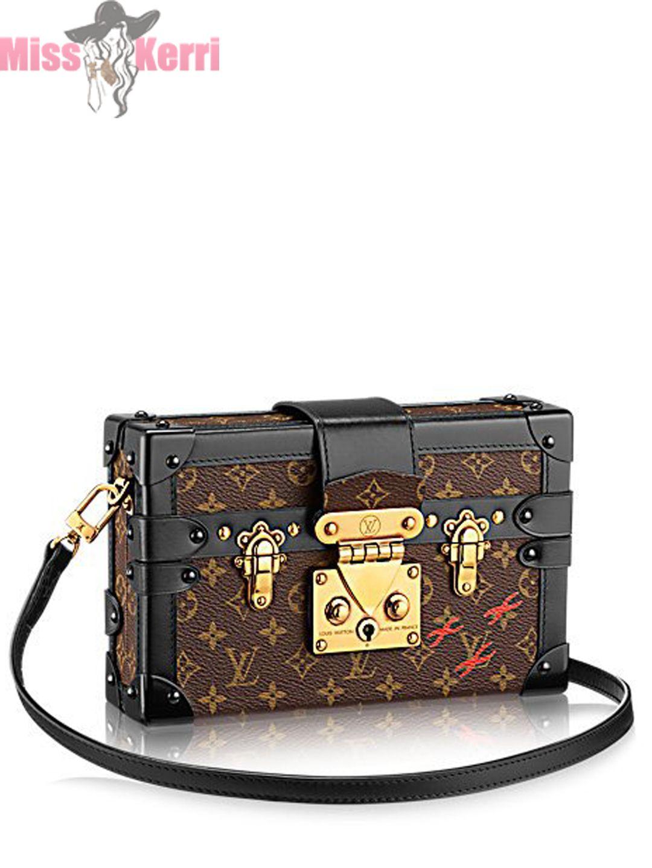 Клатч Louis Vuitton Petite Malle купить, цена, интернет-магазин, отзывы 116450a66ae