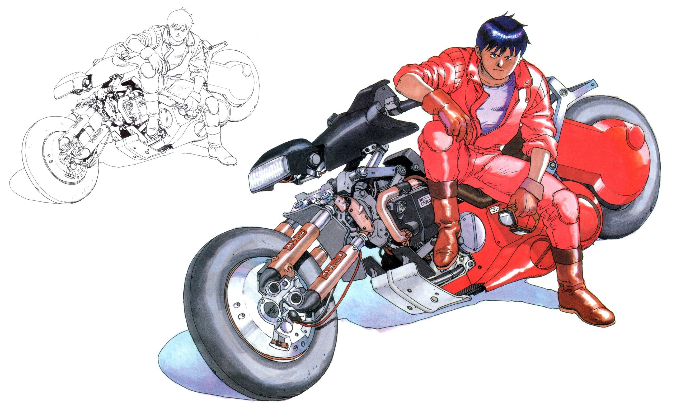 2560x1585 Hd Wallpaper Akira With Images Akira Anime Akira