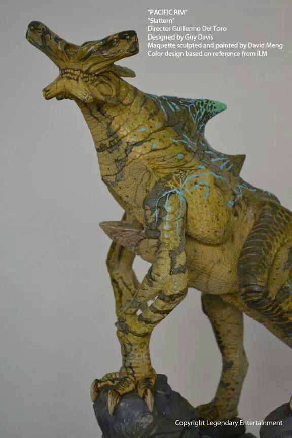 Pacific Rim Kaiju Slattern