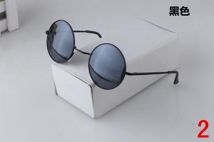 e8c20a3f5ad9a Fashion Vintage Round Sunglasses For Women Men Brand Designer Mirrored  Glasses Retro Female Male Sun Glasses Men s Women s Pixel What a beautiful  image ...