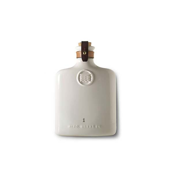 Misc. Goods Co. Handcrafted Ceramic Flask