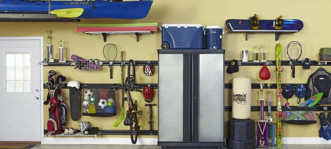 Charmant Garage Storage And Organization Ideas From Lowes