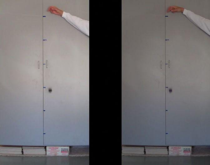 Lag en graf som viser hvordan høyden til sprettballen avtar. Sammenlign sprettball fra 1976 og 2012. Hvem er best?  Hvor lenge vil ballen fra 1976 sprette?