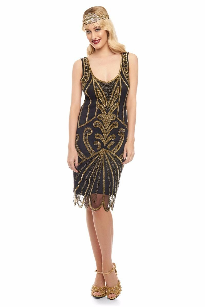 Great Gatsby Dress - Great Gatsby Costumes in 2018 | Britt\'s Wedding ...