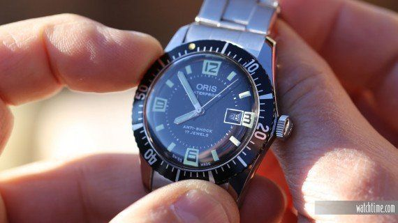 Oris_Vintage_65_Diver_Hands_On_Bracelet_Zermatt_2015
