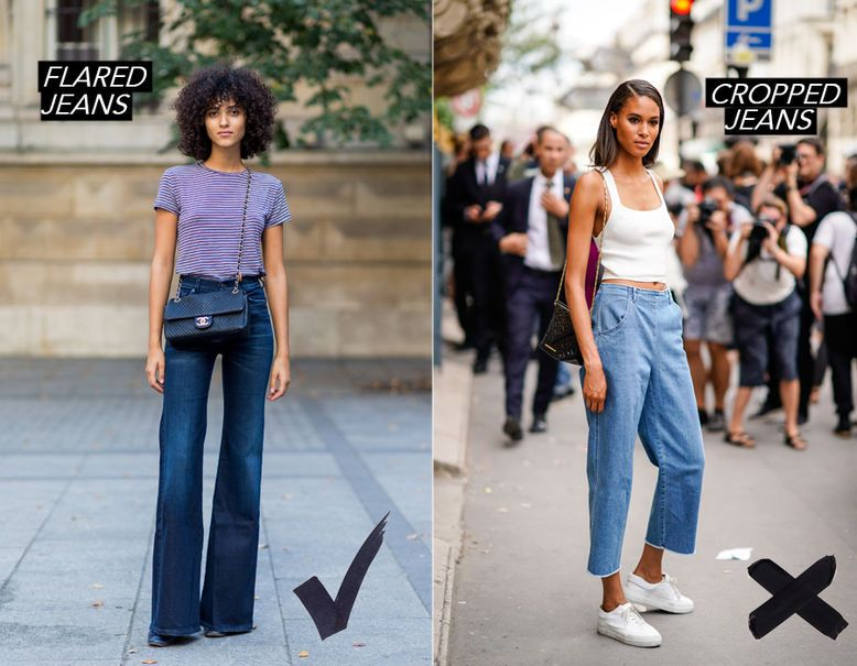 Der Grosse Jeans Guide Fur Jede Figur Fashion Cropped Jeans Mom Jeans