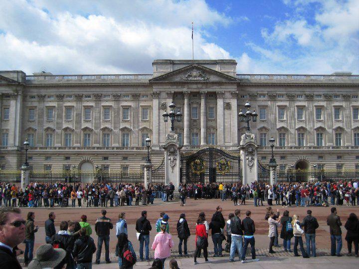 Buckingham Palace London, England - 2010