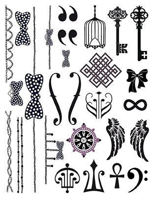 Resultado De Imagen Para Tatuajes Temporales Tattoo Temple