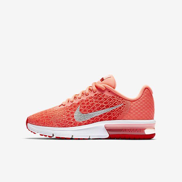 best service 18426 023c9 Nike Air Max Sequent 2 Older Kids  Running Shoe