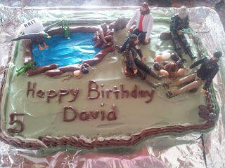 Duck Dynasty Birthday Cake Cake Decorating Pinterest Duck