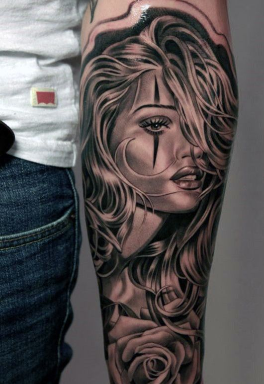 73 Impressive Forearm Tattoo Design   Tattoos for men, Best ...