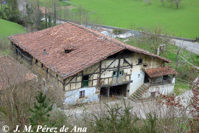 Urkuleta ma aria caser os vascos pinterest vasca pa s vasco y pais vasco frances - Casas rurales pais vasco frances ...