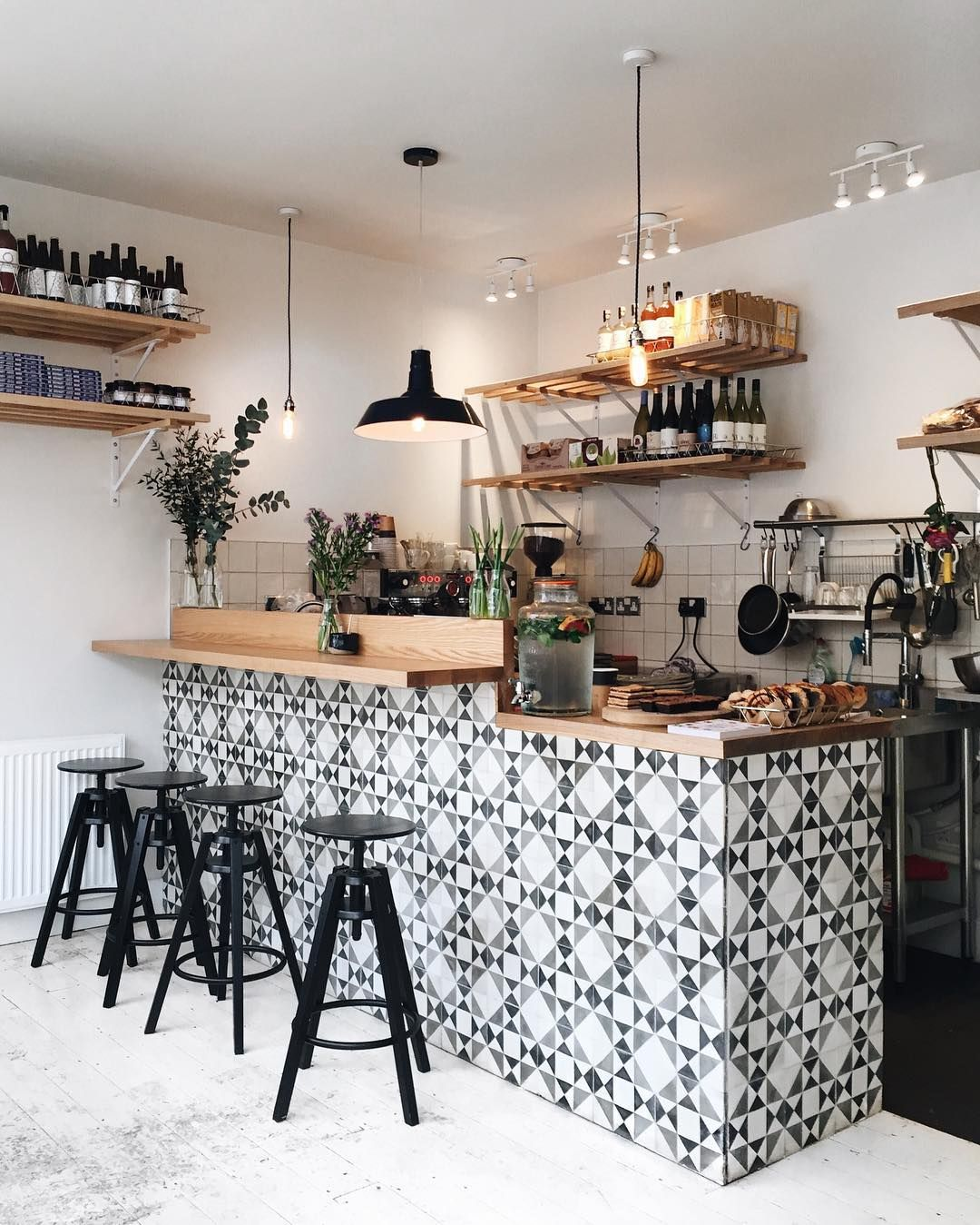 14 Coffee Shops In London You Want To Instagram Cafe Interior