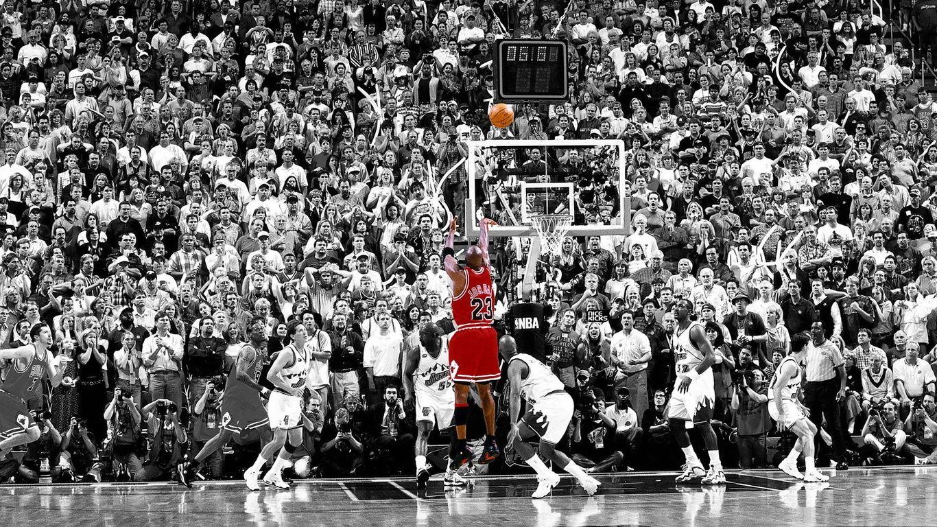 Fav Pic Michael Jordan Photos Jordan Bulls Michael Jordan Last Shot