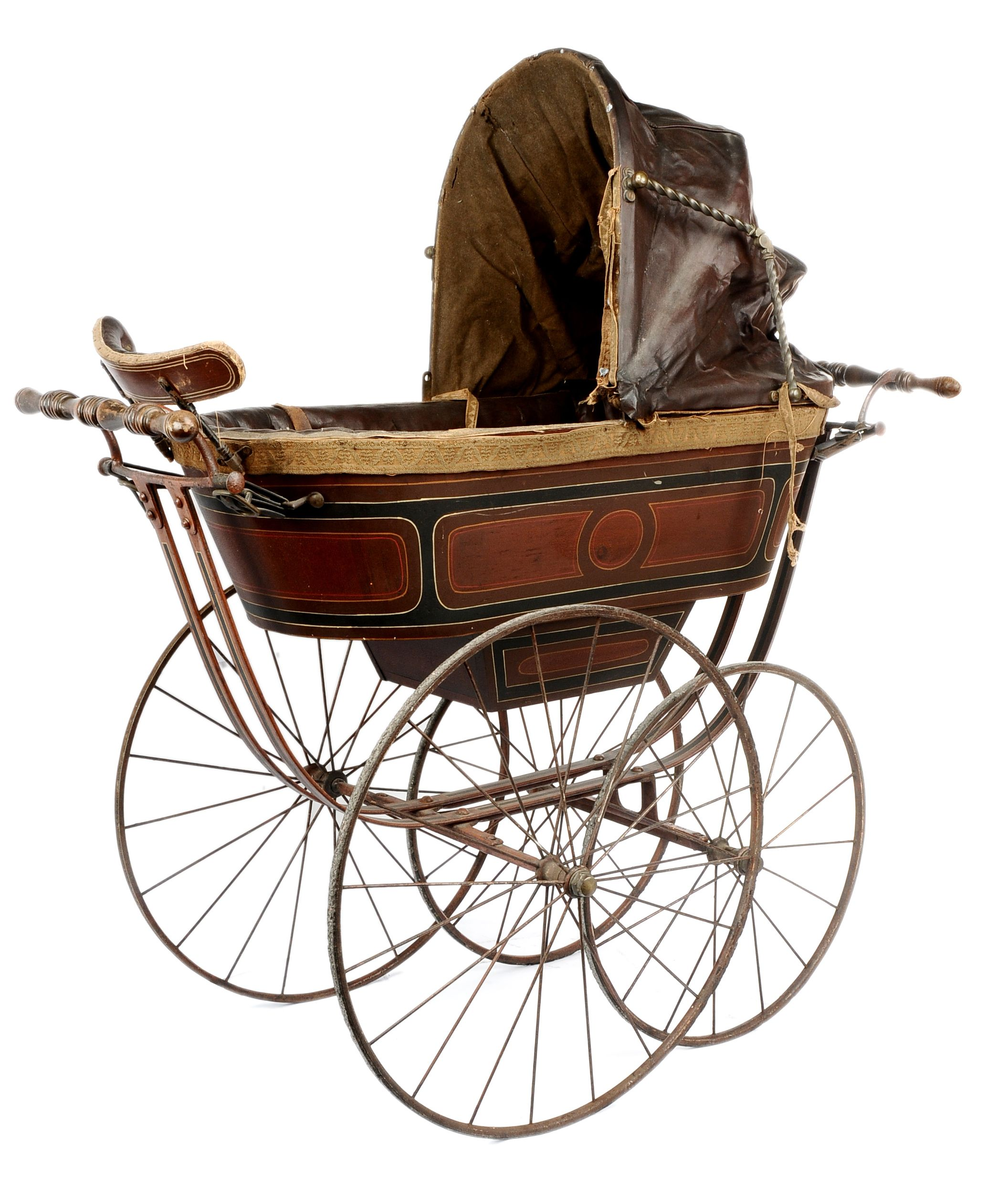 One of the first prams produced by our founder William Wilson has returned home to Silver Cross. The homecoming of this rare 1878 pram is a proud moment indeed. Read our blog to discover its remarkable story: http://www.silvercrossbaby.com/community/wilson-pram/