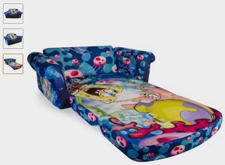 Marshmallow Furniture Flip Open Sofa Spongebob Http Amzn To