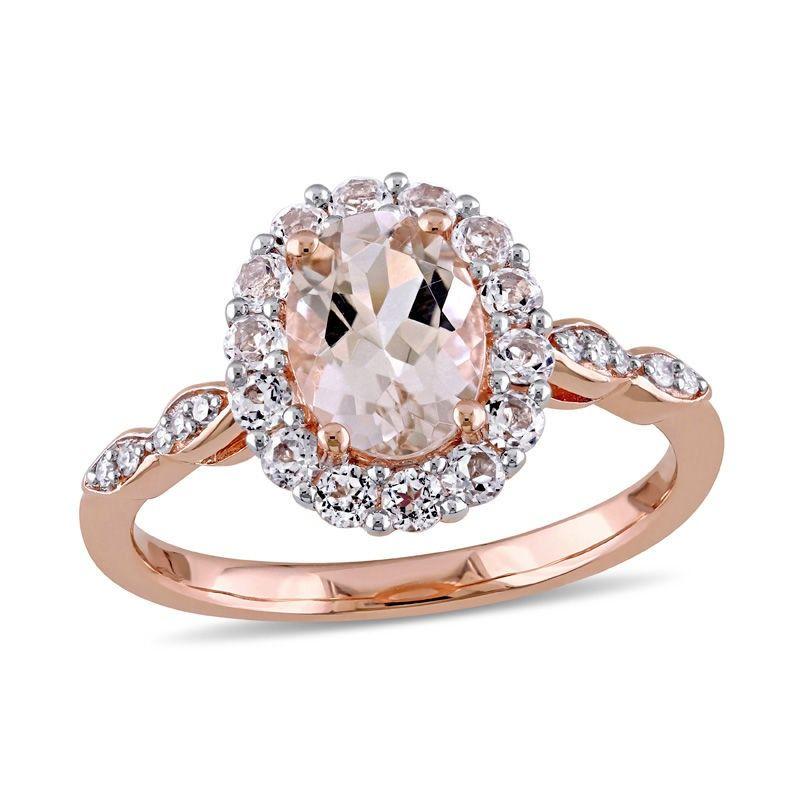 18+ Oval diamond wedding band rose gold information