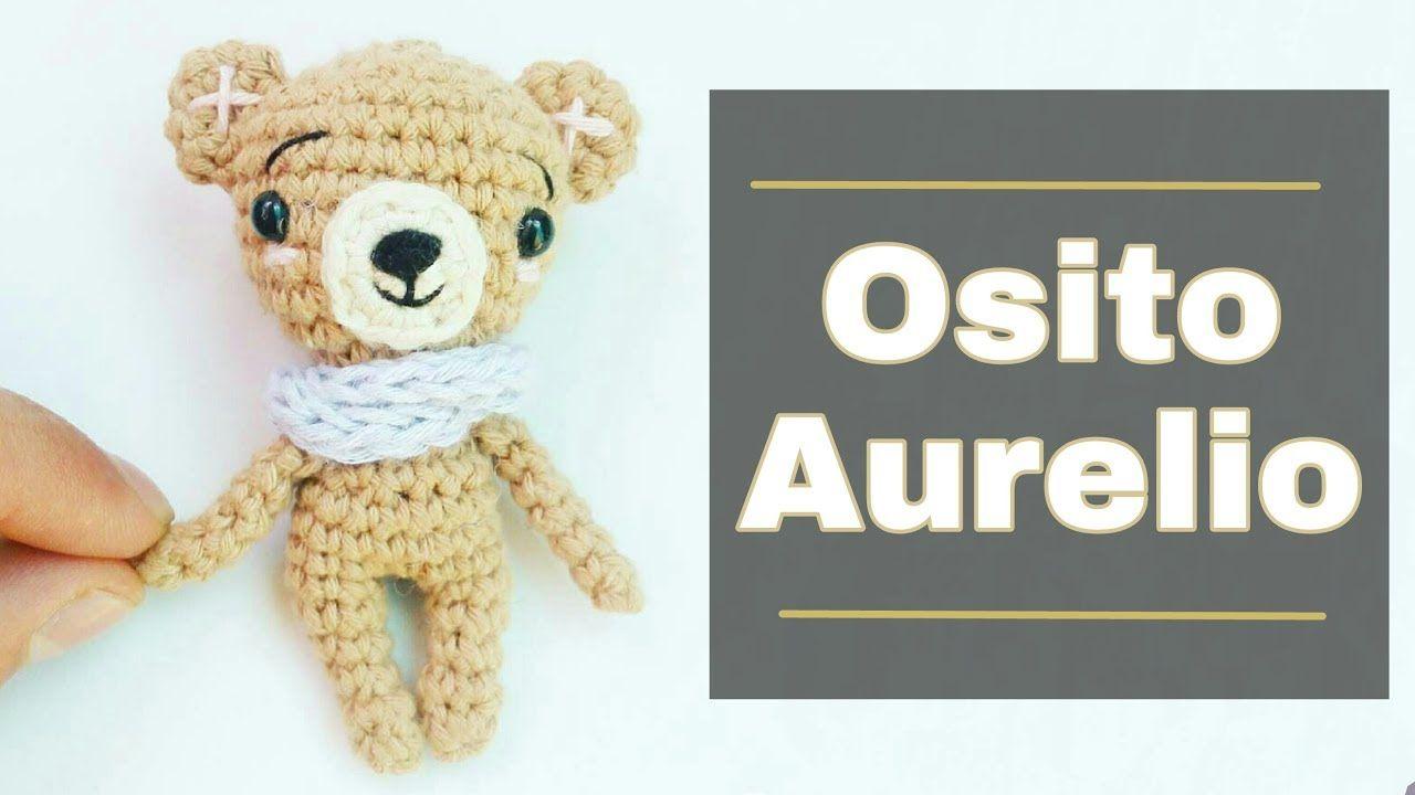 Osito amigurumi/Crochet