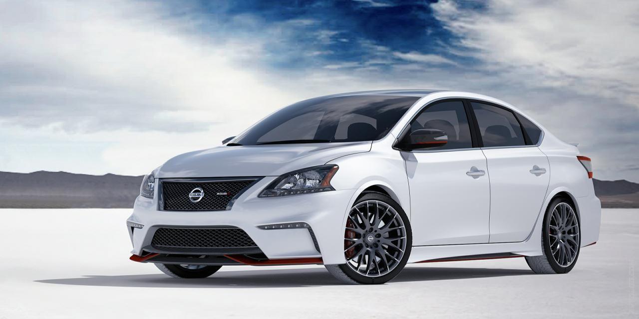 2013 Nissan Sentra Nismo Concept